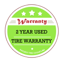 2 Year Coqutilam Used Tire Warranty