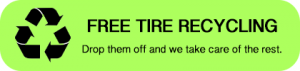 Free Used Tire Recycling Coquitlam