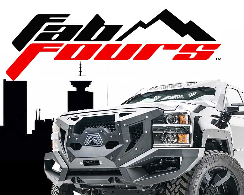Fab Fours - Custom Truck Bumpers and Accessories - Vancouver Cover Photo
